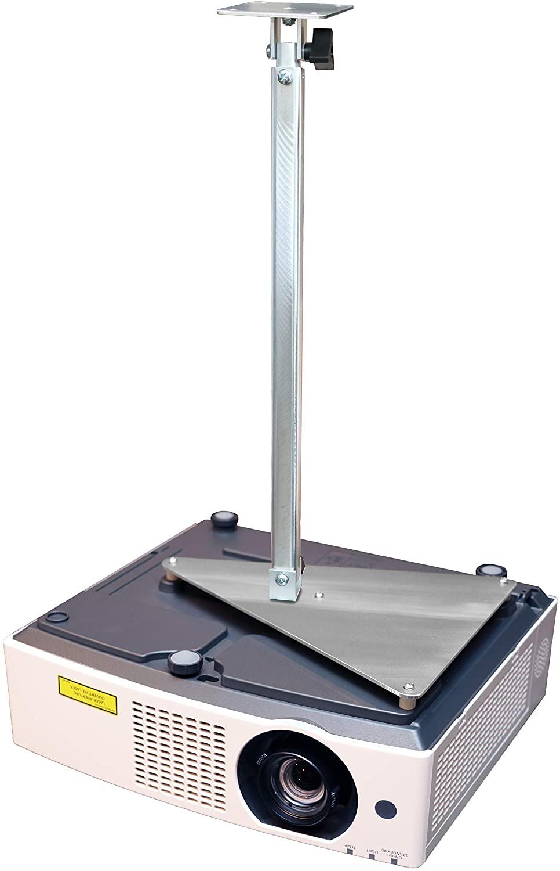 PCMD, LLC. Projector Ceiling Mount Compatible with Panasonic PT-VW530 VW535N VX600 VX605N VZ570 VZ575N (Telescoping 23-30-Inch Extension)