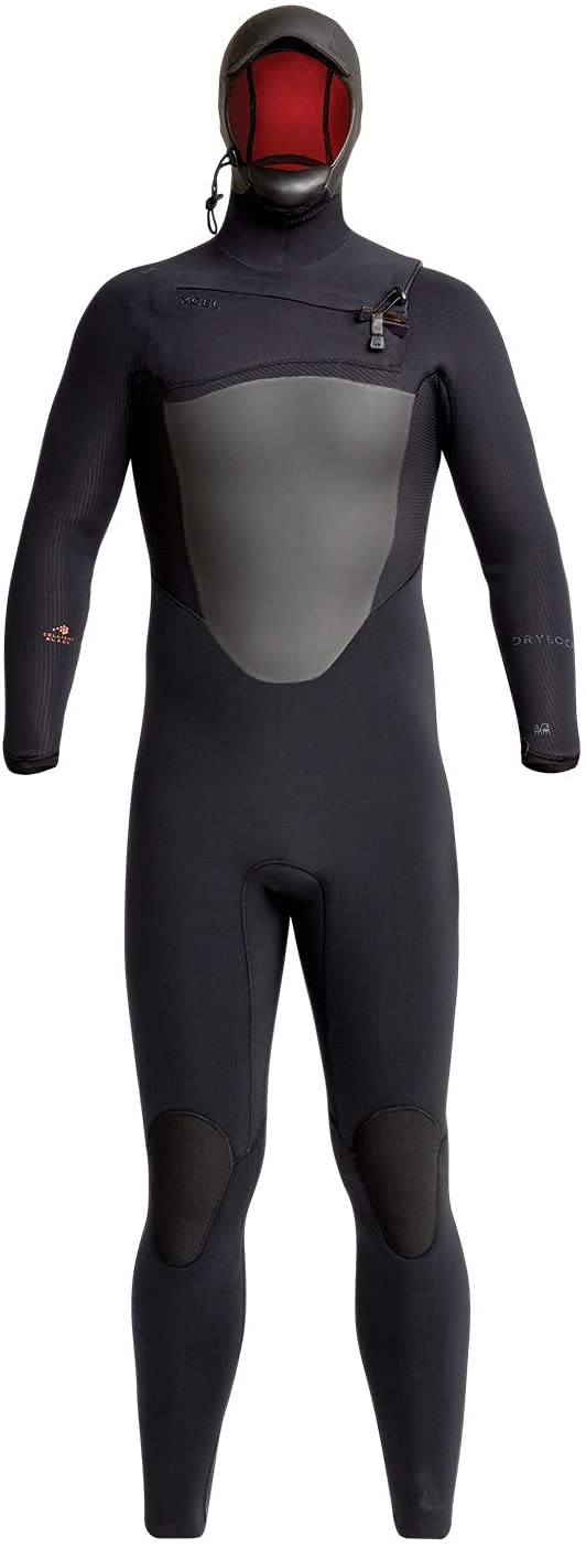 XCEL Mens Drylock Hooded 5/4mm Fullsuit