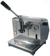 Pontevecchio Lusso Lever Espresso Machine Chrome