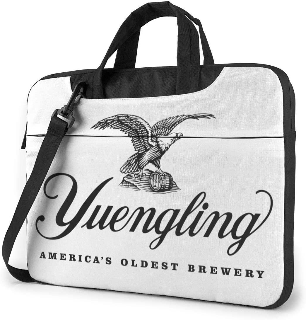 Yue-ngli-ng Laptop Bag 15.6/14/13in Notebook Briefcase Handbag PC Tablet Protective Case