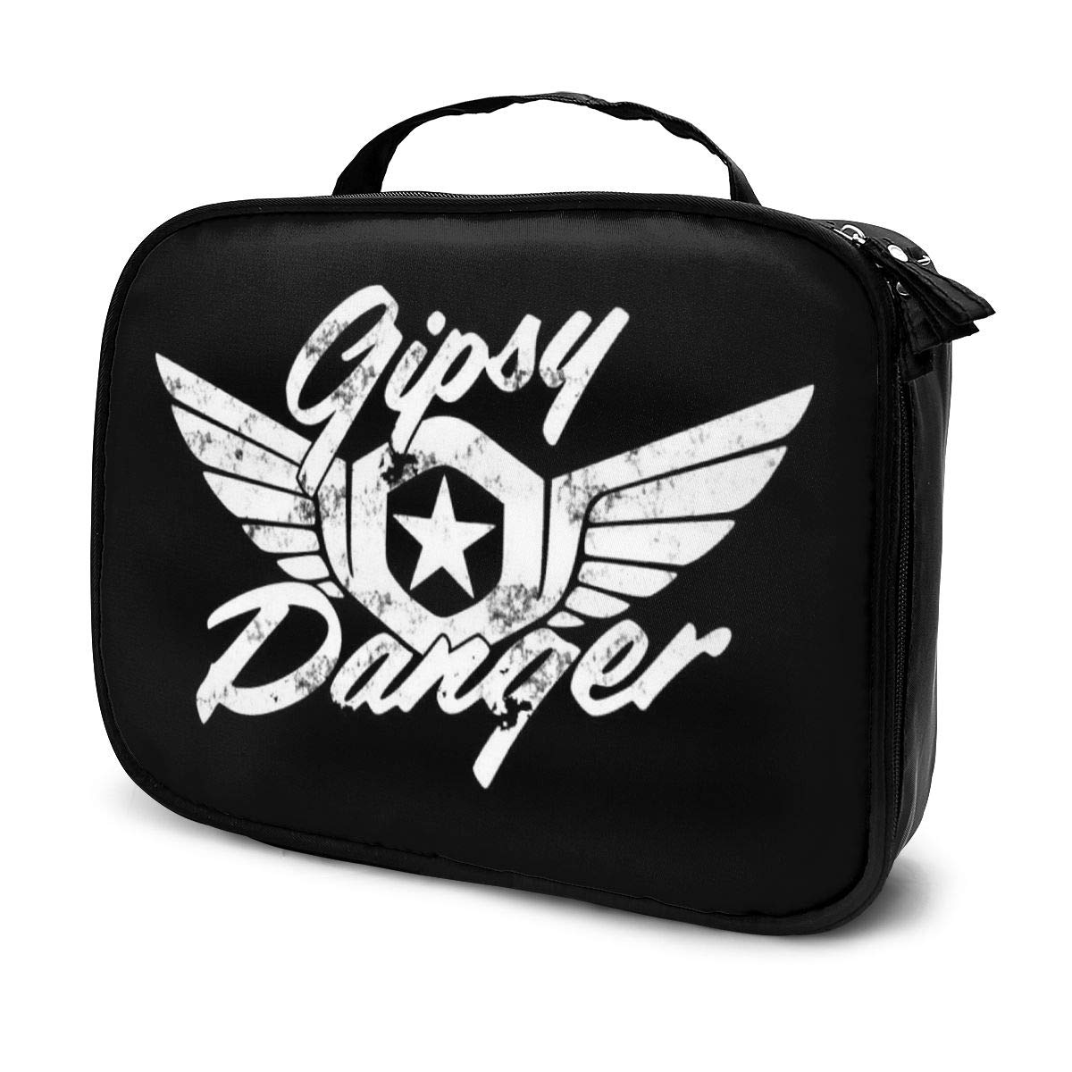 Makeup Bag Cosmetic Pouch Pacific Rim Gipsy Danger Multi-Functional Bag Travel Kit