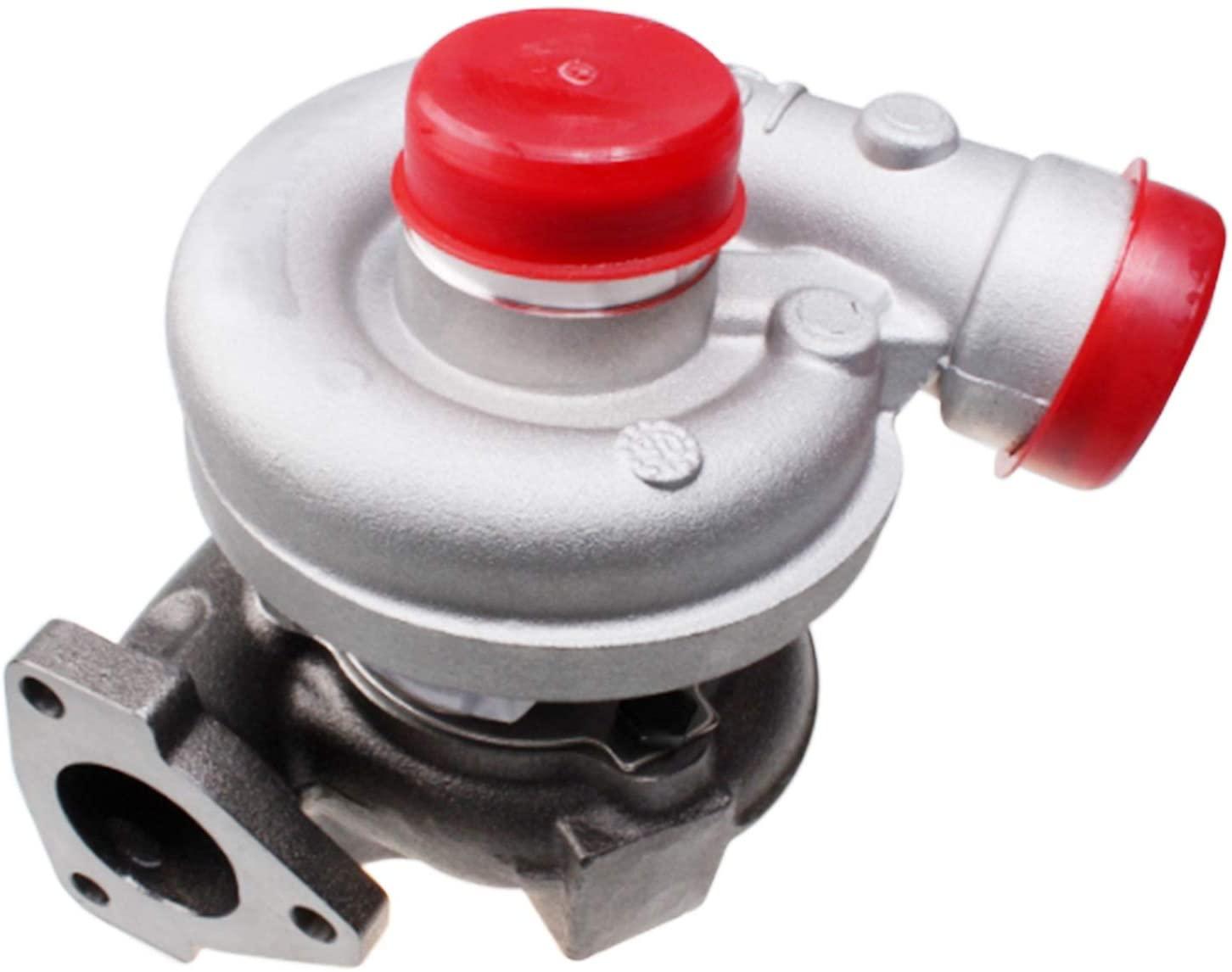 KRRK-parts BF4M1011 Turbocharger 04281437 for Deutz Engine Bobcat Skid Steer Loaders 863 873