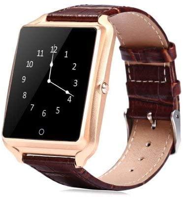 BLUBOO UWATCH Smart Watch (Gold)