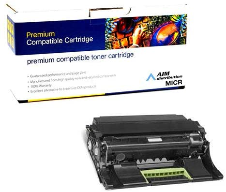 AIM Compatible MICR Replacement for Lexmark MS-310/MX-611 Imaging Unit (60000 Page Yield) (NO. 500Z) (50F0ZA0) - Generic