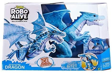 Robo Alive Dragon Blue