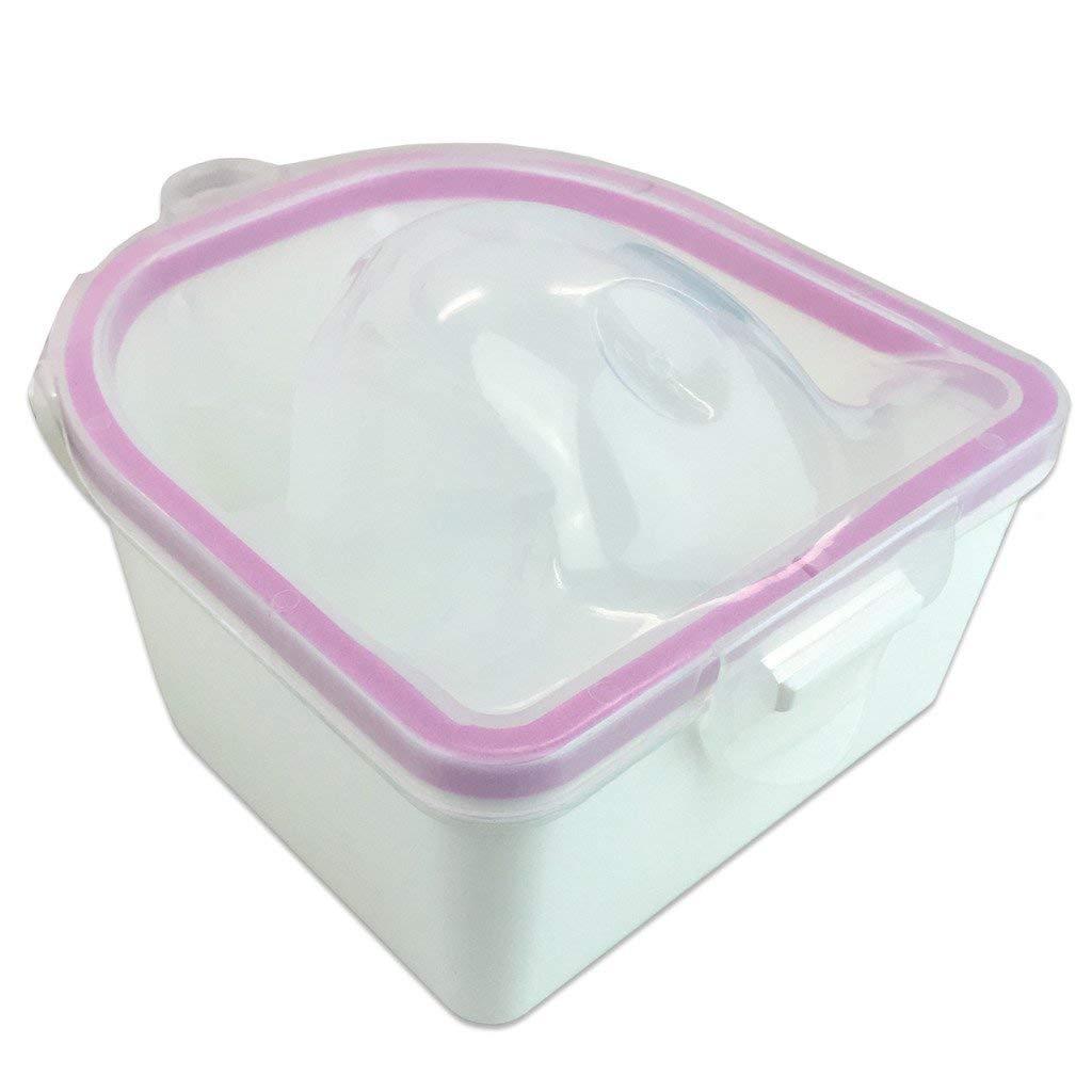 Bestpriceam (TM) Nail Art Salon Manicure Hand Spa Remove Wash Bowl Tips Soaker Tools