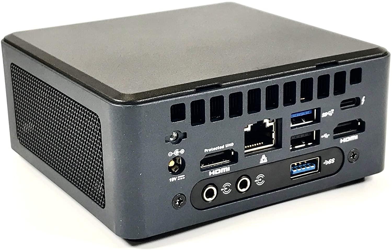 Intel NUC Provo Canyon Audio Bracket with USB 3.0 Port