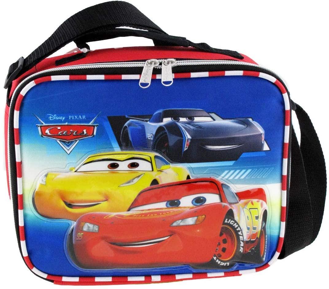 Disney-Pixar - Cars Lunch Box - Top Engine A14873