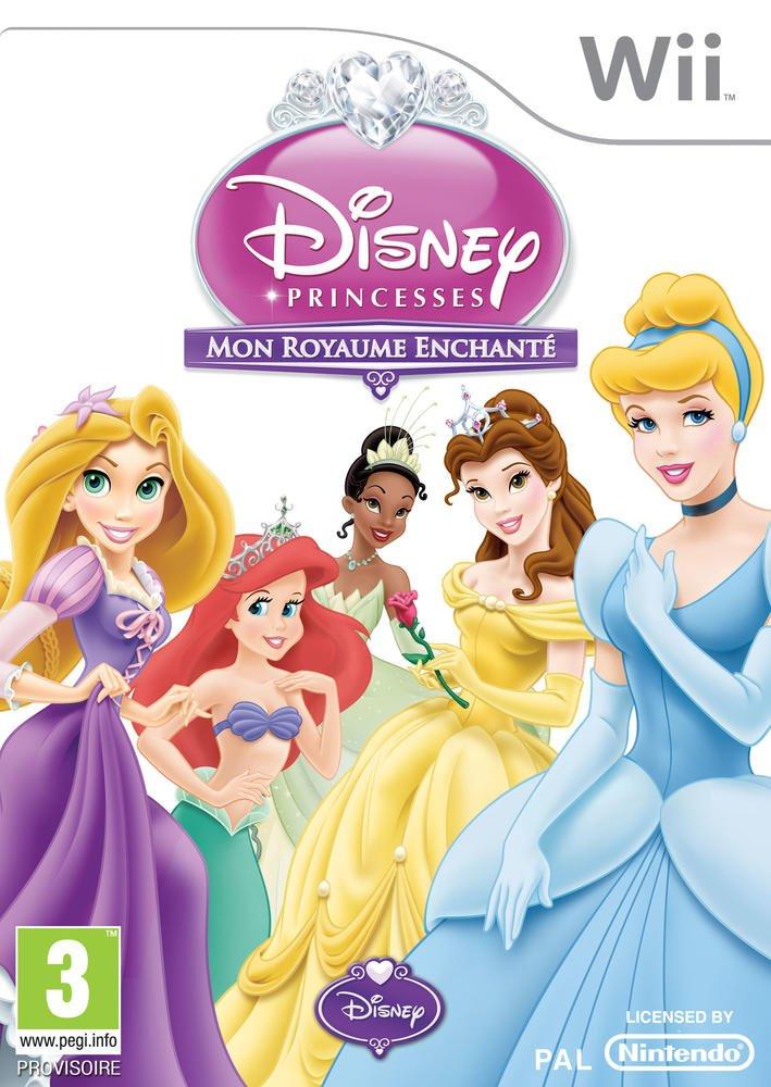 Third Party - Disney Princesse - mon royaume enchanté Occasion [ Nintendo WII ] - 8717418369996