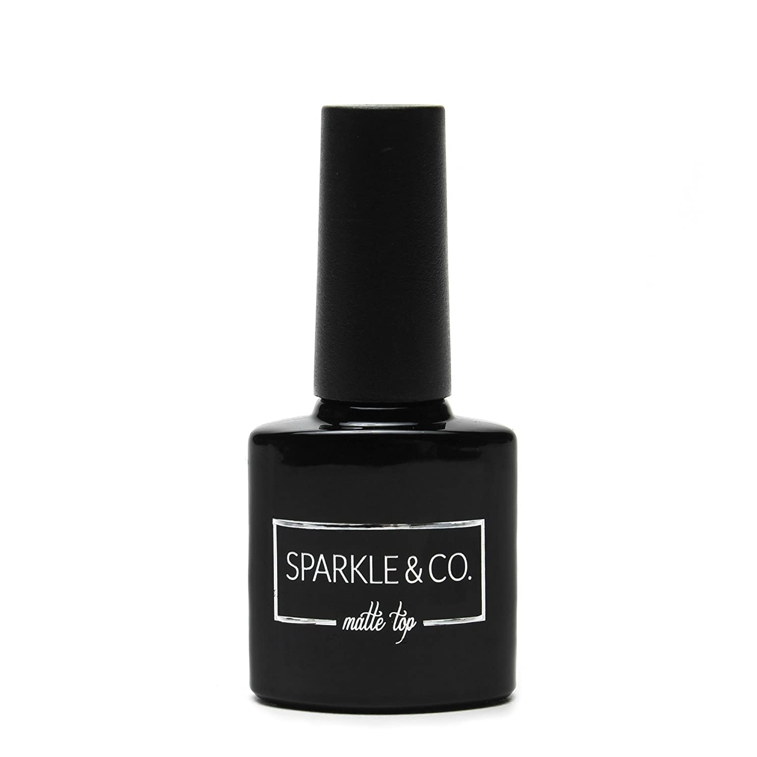 Sparkle & Co. Matte Gel Top Coat