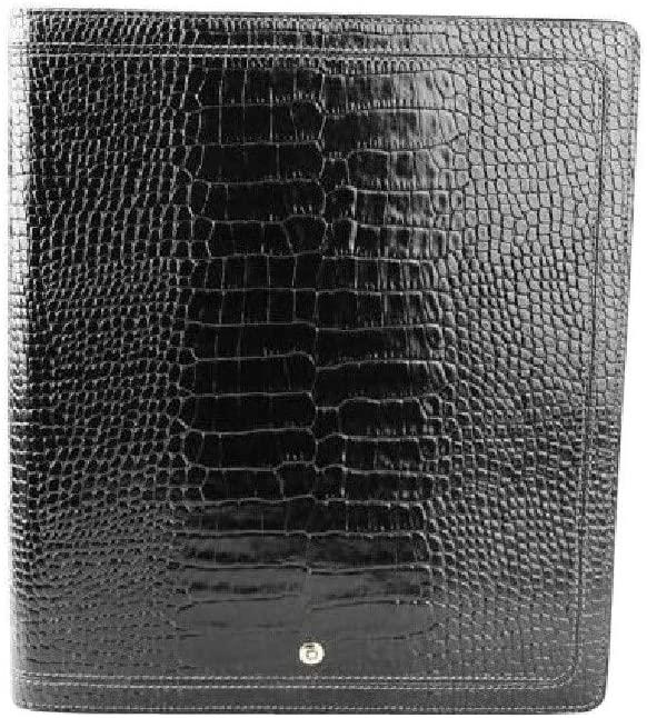MONTBLANC LA Vie DE Boheme 100% Black Leather Medium 8