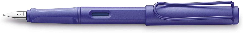 Lamy Safari Fountain Pen Fine Nib - Violet - Candy Special Edition 2020