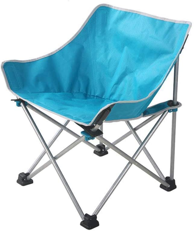 STOOL Lightweight Folding High Back Camping Chair Portable Compact for Outdoor Camp, Travel, Picnic, Festival, Hiking, Backpacking