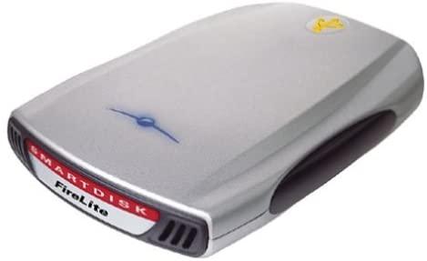SmartDisk USBFLB80 FireLite 80 GB 2.5-Inch USB 2.0 Portable Hard Drive