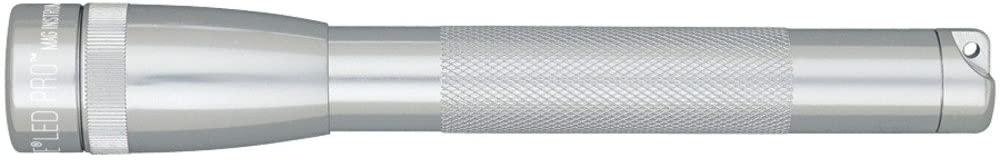 MAGLITE SP2P10H 272-Lumen Mini MAGLITE(R) LED Pro Flashlight (Silver) Camping & hiking