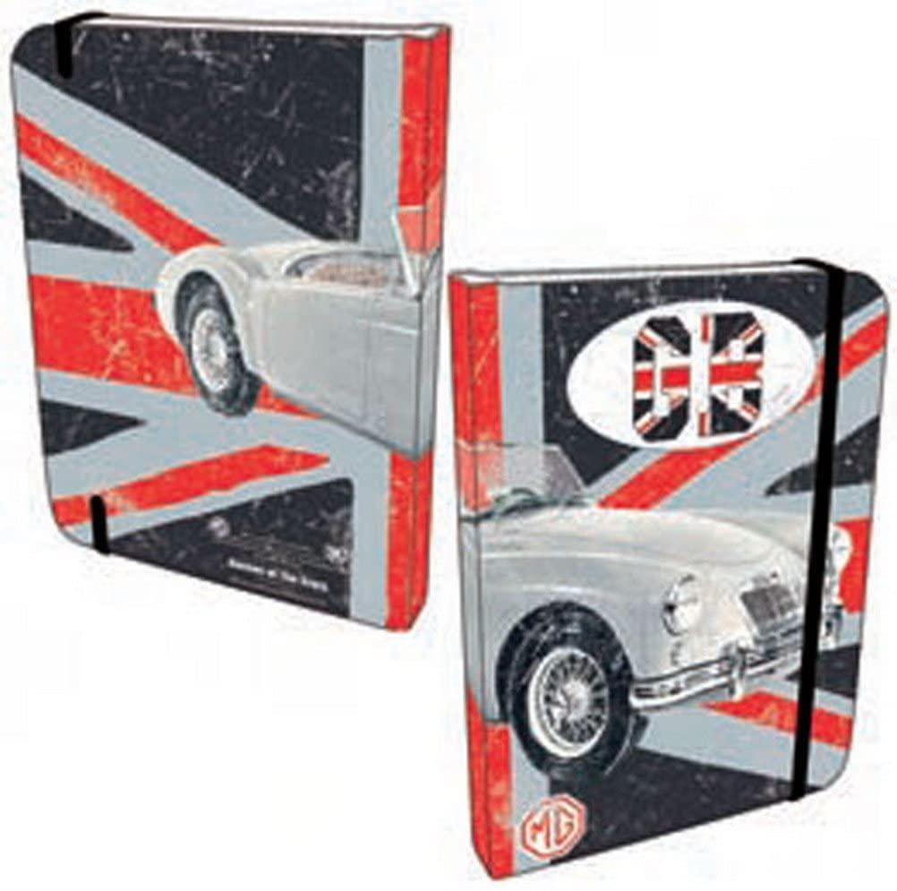 London MG GB notebook
