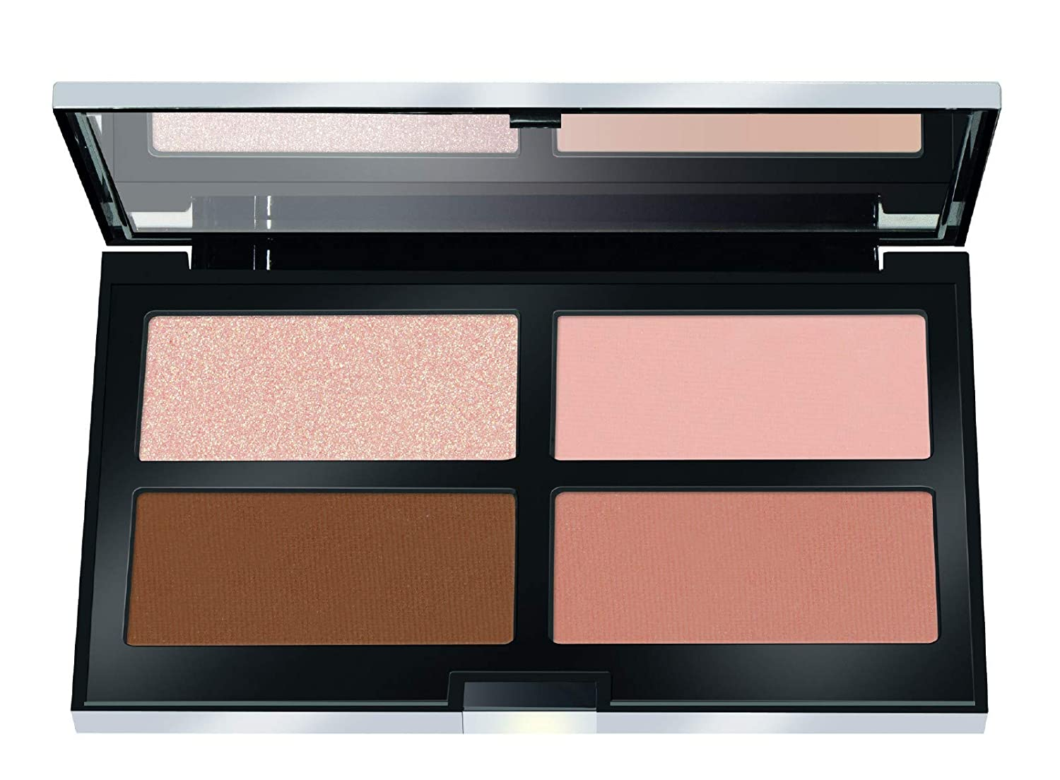 Pupa - contouring and Strobing Medium Skin Palette