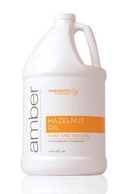 Amber Massage & Body Hazelnut Oil