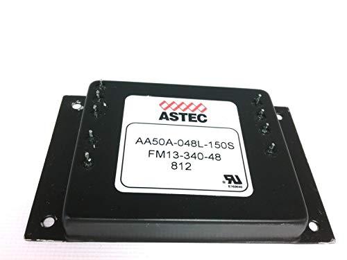 ASTEC AMERICA AA50A048L150S Converter DC/DC 20-72-VDC