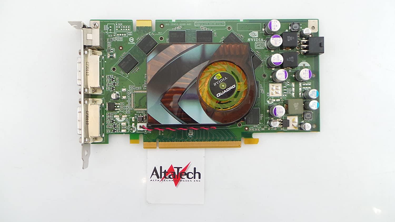 Dell nVidia Quadro FX3500 256MB Dual DVI TV-Out PCI-E Graphics Video Card - WH242