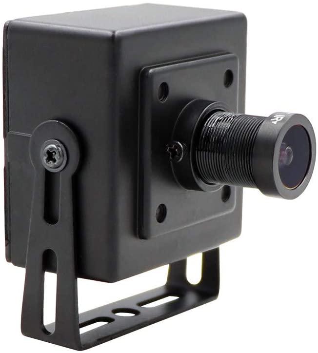 H2.64 WDR 2MP Full HD 1080P M12 Mount 2.8-12mm Varifocal Webcam OTG UVC USB Camera with Mini Case