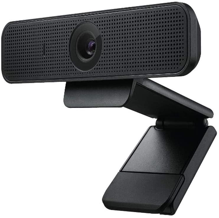 YIJ-YIJ Webcam with Microphone, HD 1080P Webcam,Widescreen for Video Calling and Recording,Webcam USB Mini Computer Camera,Built-in Mic