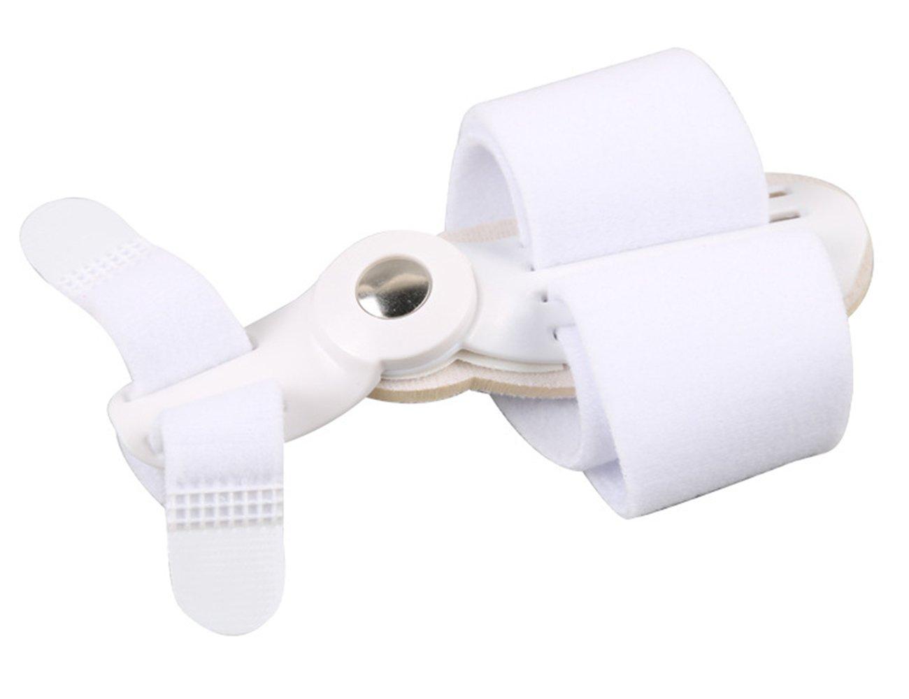 Foot Care Hallux Valgus Silicone Toe Separator And Corrector Daily-use Elitzia ETFT039