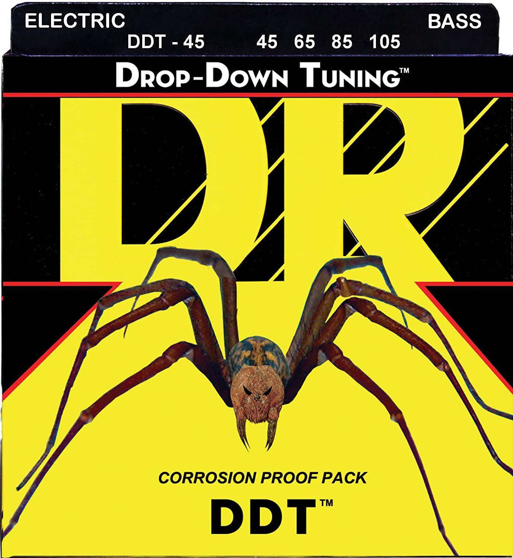 DR Strings DDT Bass Guitar Strings (DDT-45)