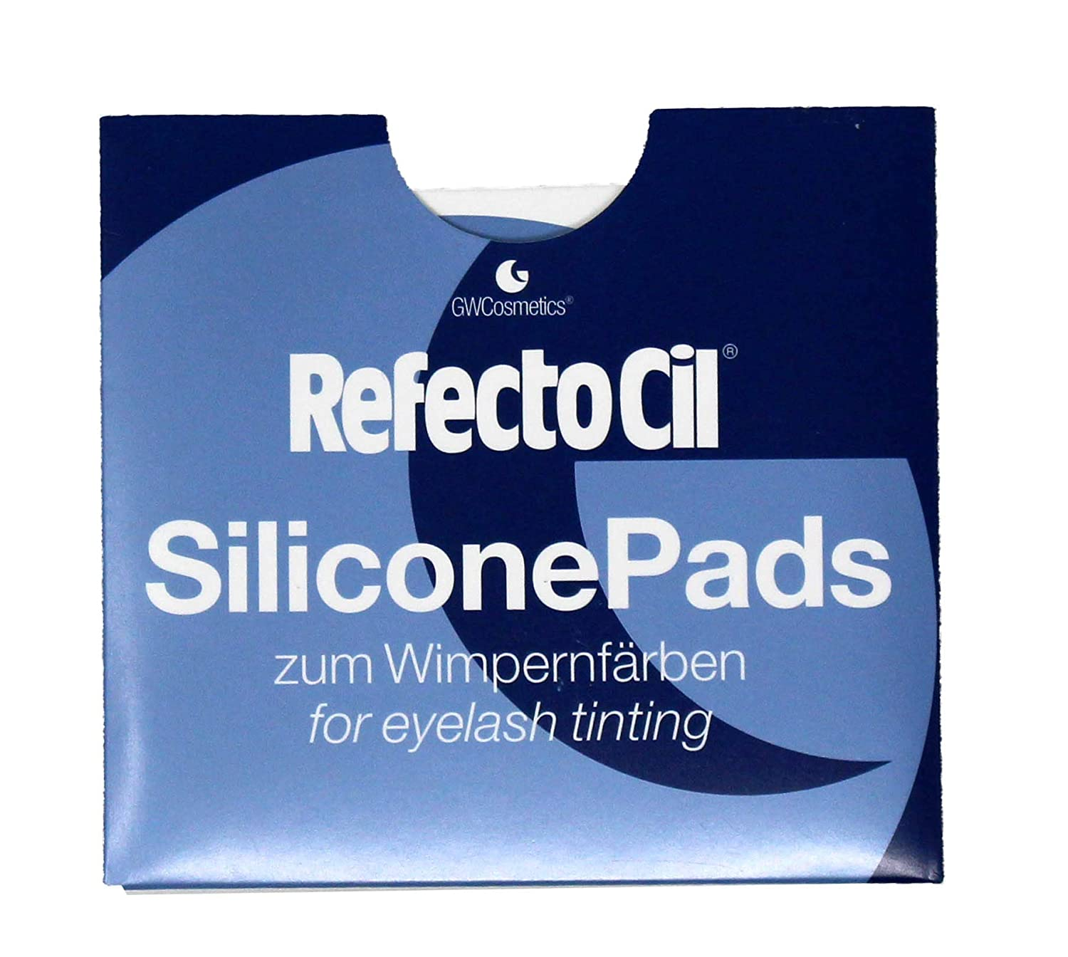Refectocil Silicone Pads for Eyelash Tinting Eyes Protection