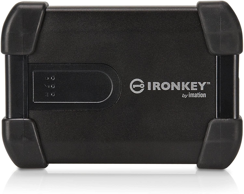 IronKey H300 2 TB 2.5 External Hard Drive