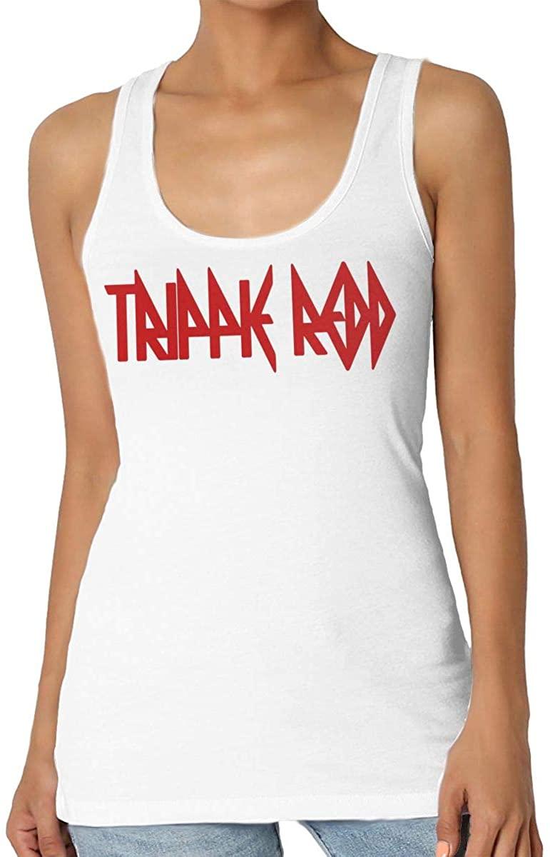 NaohBent Trippie Redd Womans Premium Vest Workout Tank Top