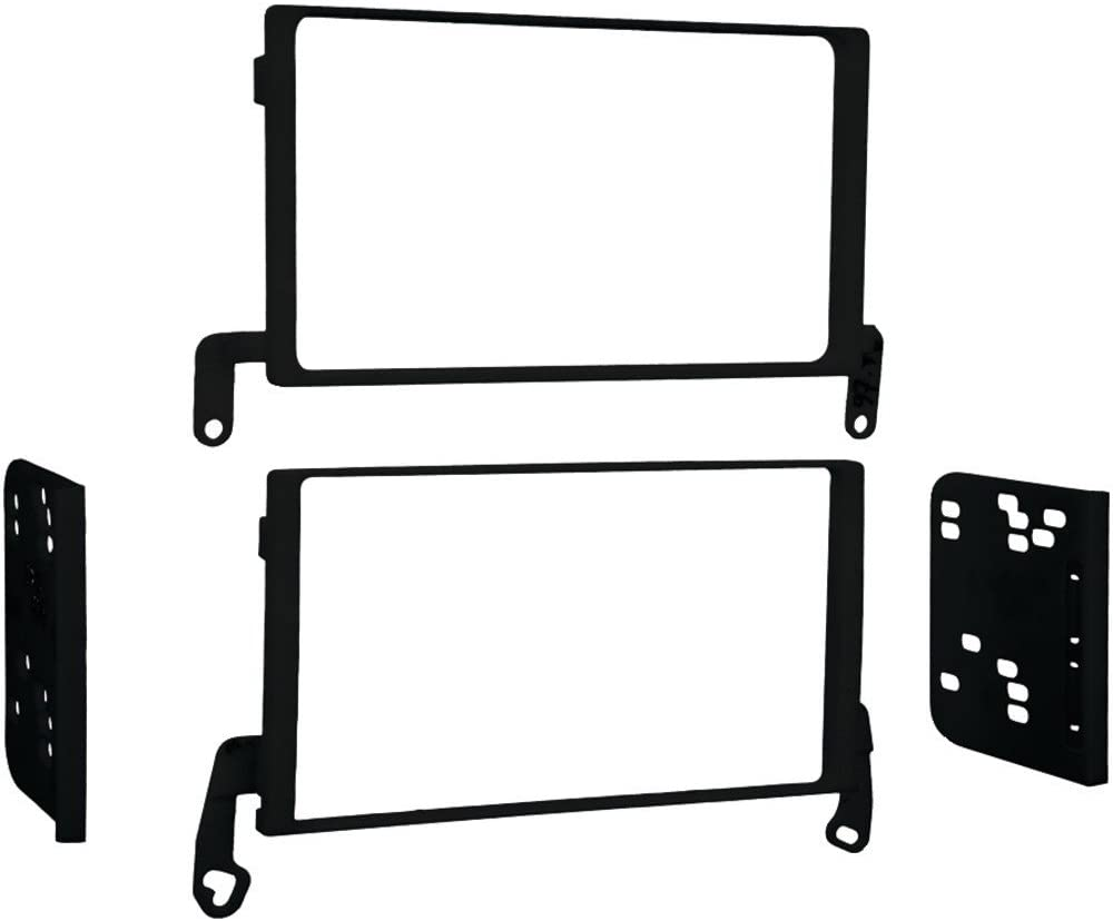 Metra 95-5818 Double Din Dash Kit for Select 1997-2004 Ford & Lincoln