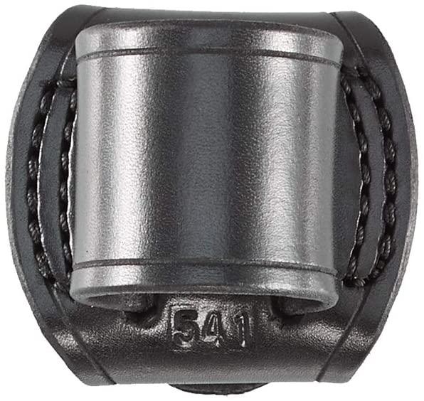 Aker Leather 541 Flashlight Holder, Fits Standard D Cell Flashlights