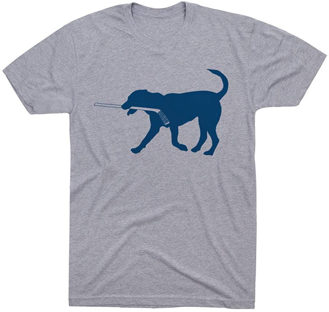 Rocky The Hockey Dog Youth T-Shirt | Hockey Tees by ChalkTalk Sports | Multiple Colors | Youth Sizes