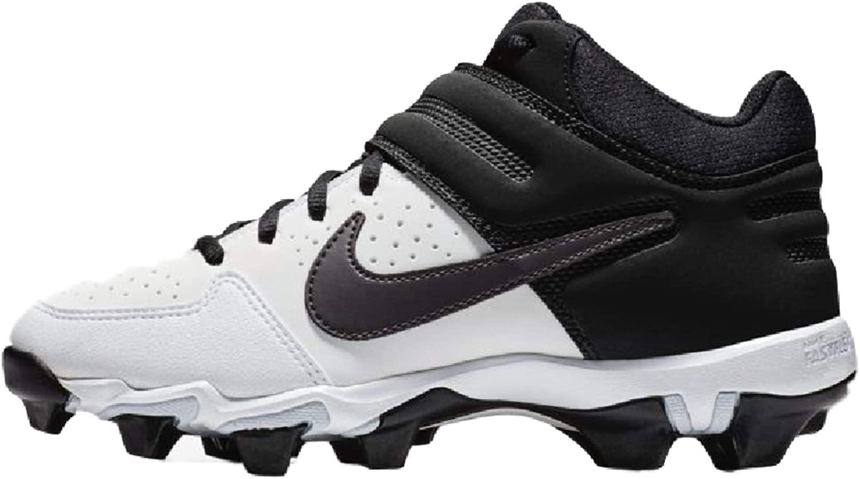 Nike Boys Alpha Huarache Varsity Mid Keystone Baseball Cleat