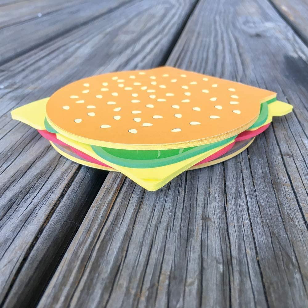 Hamburger Notepad 24/Box