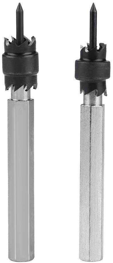 ROSEBEAR Spot Weld Drill Bit High Speed Steel Rotary Cutter Remover Carbide Bit 3/8 inch 5/16inch