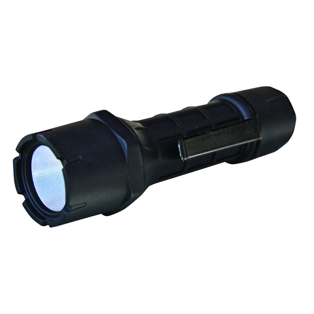Voltec 08-00618 3W Tactical LED Flashlight, IP66 Rating, 120 Lumens