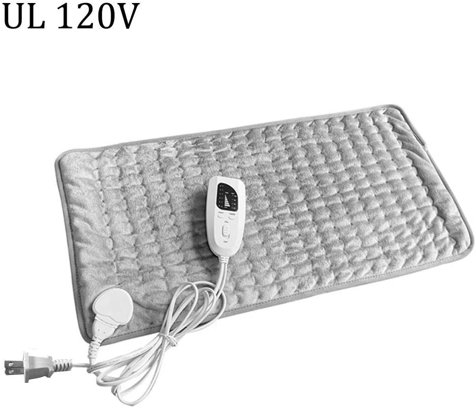 Dappre Electric Physiotherapy Heating pad Blanket Thermal Pad Heating Pad Fast Pain Relief Temperature Settings