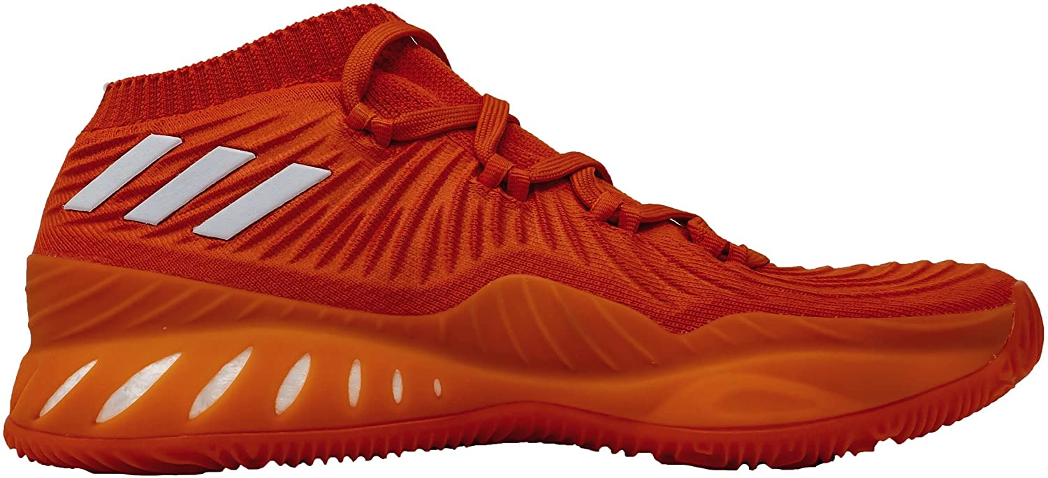 adidas Crazy Explosive 2017 Primeknit Low Shoe - Men's Basketball XS 9