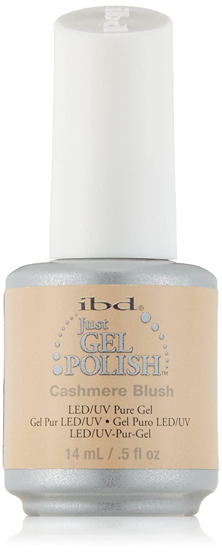 IBD Just Gel Nail Polish, Cashmere Blush, 0.5 Fluid Ounce