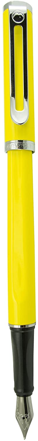 MONTEVERDE Limonada Fountain Pen Tivoli Yellow, Medium Nib (MV41453)