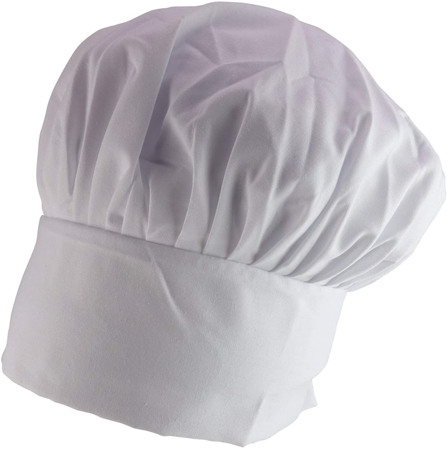 Trendy Apparel Shop Stretchable Elastic Cooking Chef Hat