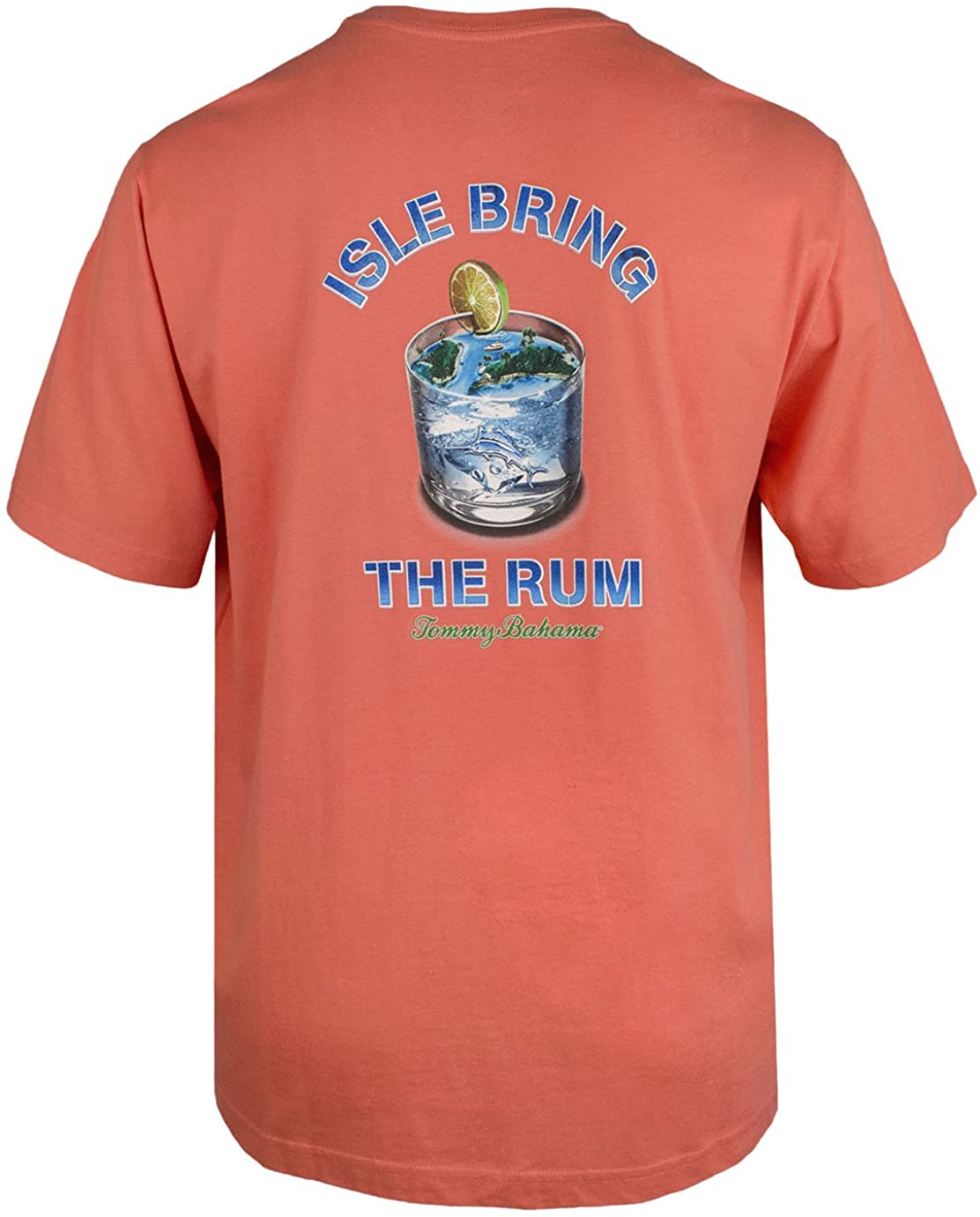 Tommy Bahama Big and Tall Isle Bring The Rum T-Shirt