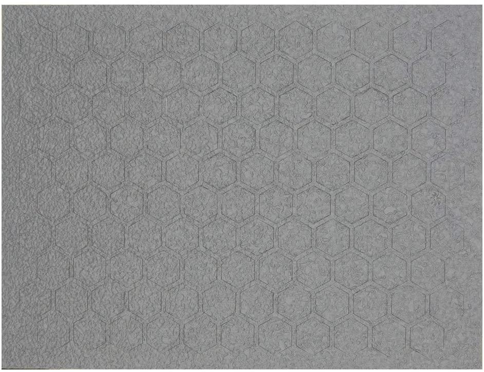 Gear Gripz Non-slip Grip Tape - Honeycomb Pattern (Grey)