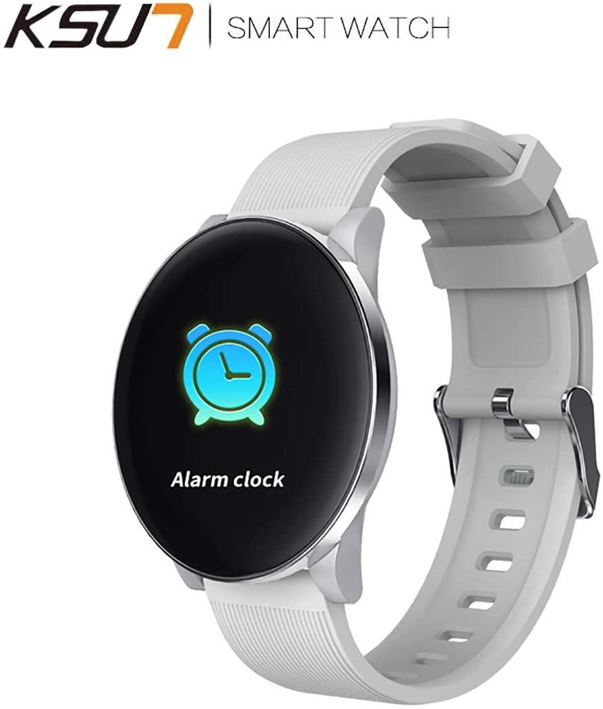 KSUN KSR906 Smart Watch IP67 Waterproof Activity Fitness Tracker Heart Rate Monitor Sports Men Women Smartwatch for Phone