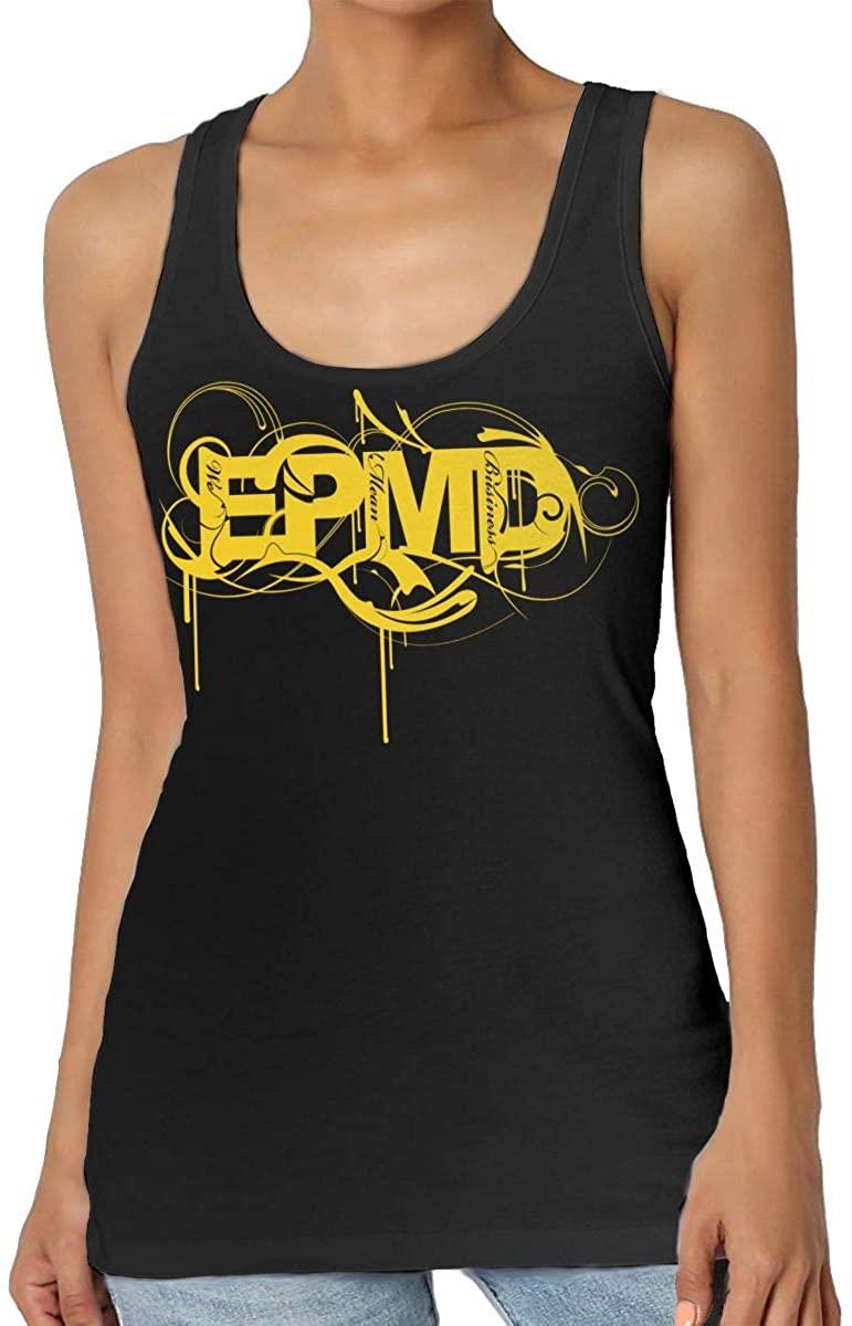 NaohBent EPMD Womans Premium Vest Fashion Tank Top Outdoor
