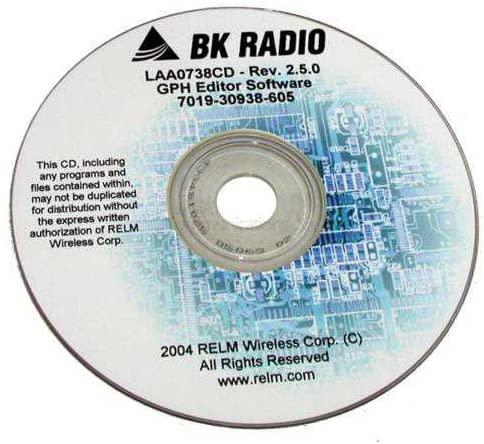 Programming Software, Bendix King GPH5102XP ONLY