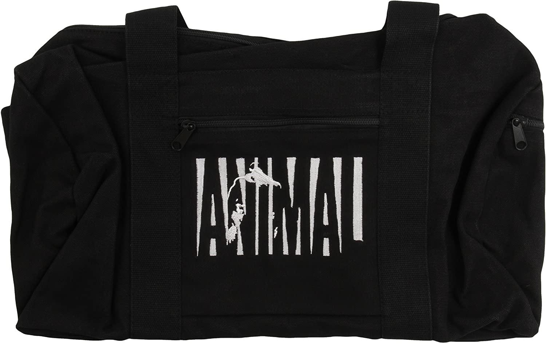 Animal Gym Bag, Black, One Size