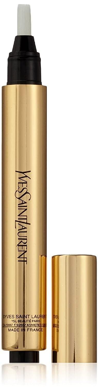 Yves Saint Laurent Touche Eclat Radiant Touch Concealer, No. 2 Luminous Ivory, 0.08 Ounce